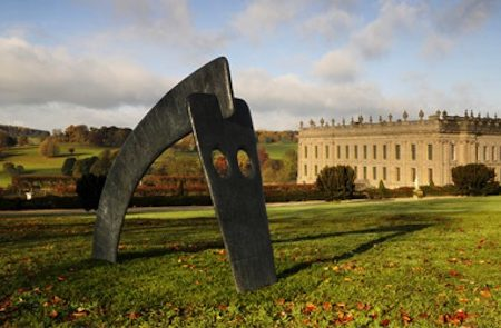 Chatsworth House Trust opens William Turnbull sculpture exhibition