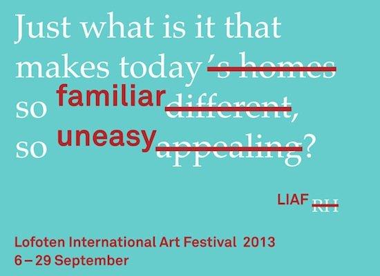 Lofoten International Art Festival