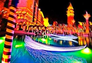 Venice Gondolas in Las Vegas