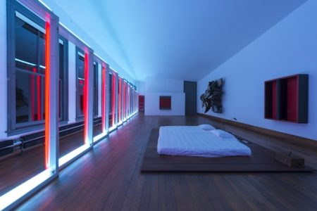 Donald Judd's newly restored building in New York now open to the public