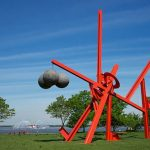 San Francisco Museum of Modern Art presents Mark di Suvero sculpture exhibition