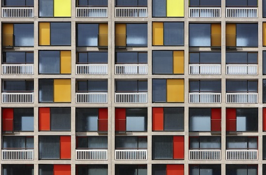 Park Hill Phase 1, Sheffield by Hawkins Brown with Studio Egret West