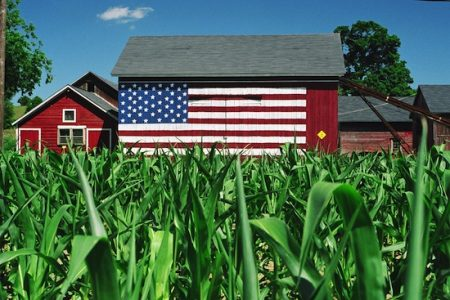 Bruce Museum presents Flags Across America: The Photographs of Robert Carley
