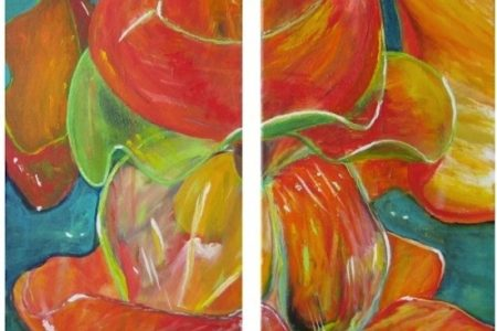 Montreal artist Huguette Thiboutot in Unbound Perspectives
