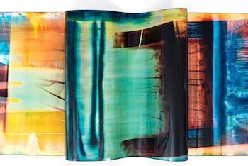 Mariah Robertson. 154 [detail]. 2010. Courtesy collection Dan and Barbara Newman. © Mariah Robertson, courtesy American Contemporary, New York