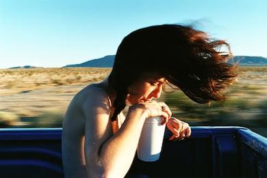 Ryan McGinley, Dakota (Hair), 2004. C-print, 102 x 76 cm. Courtesy of the artist and Team Gallery, New York.