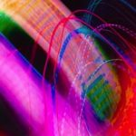 Peter Watson. The Electronic Latticework within Peter Watson's Digital Photography