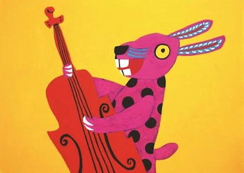 Sera Kodama Creates Paintings of Whimsy and Wonder