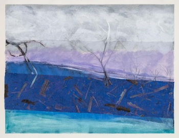 440 Gallery Presents Coloratura, Gail Flanery Works on Paper