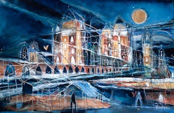 Artist Joshua Barber reveals new Richmond painting – Sara D. November Gallery Dec. 4-Jan. 11