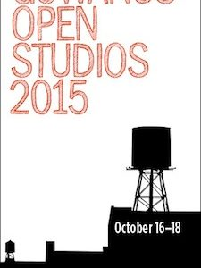 Time to Register for Gowanus Open Studios 2015