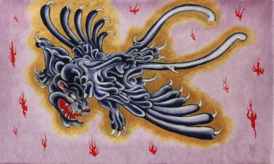Ed Hardy: Visionary Subversive presented by Varnish Fine Art