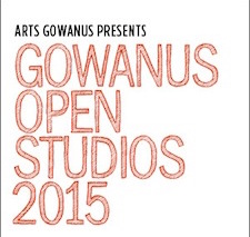 19th Annual Gowanus Open Studios 2015