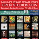Open Studios this weekend Park Slope Windsor Terrace Artists