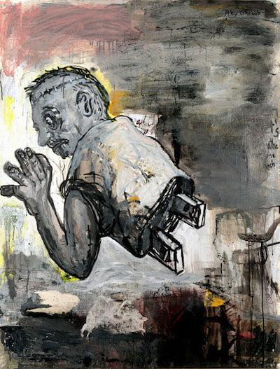 Dale Williams, Abu Ghraib, 2006