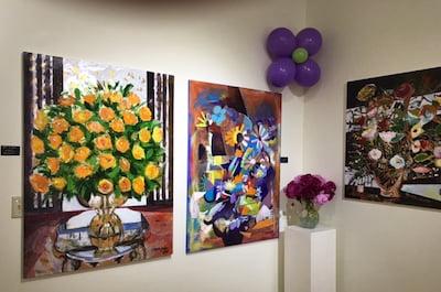 Fraser Leonard Gallery Spring Images Show
