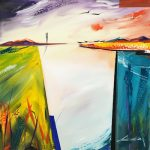 Art Auction Will Feature Artworks by Artist Alfred Gockel