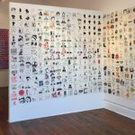 1000 Drawings of NYC by Victoria Behm on View at 440 Gallery