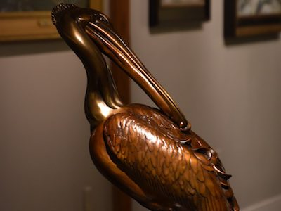 Maryland marine art exhibition opens