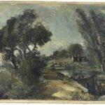 John Constable Sketch Sets Word Record
