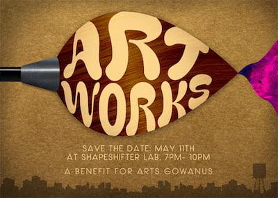 Arts Gowanus Announce ArtWorks 2017