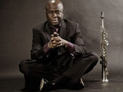 Sam Newsome on Sax at 440 Gallery This Sunday