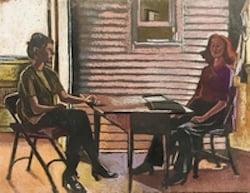 Lawrence Fine Art to Represent Artist Gabriel Laderman