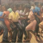 ARTWORKS BY AFRICAN-AMERICAN ARTISTS H. O. TANNER AND REX GORELEIGH FOR NADEAU'S SALE