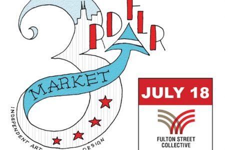 Fulton Street Collective Call for Artists: Newly launched 3rd Flr Market at Hubbard Street Event Space