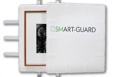 SMART-GUARD, A BETTER, SAFER WAY TO PACK, SHIP AND STORE FINE ART