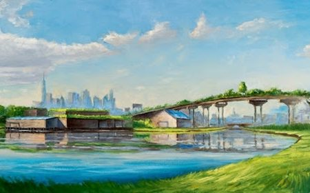 Arts Gowanus Announce Urbanscapes by Jessica Dalrymple