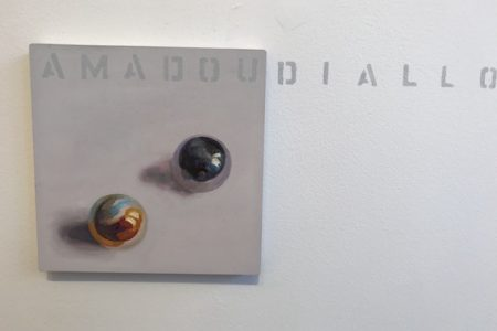 440 Gallery announces Mending: installation of work by Nancy Lunsford and JoAnne McFarland