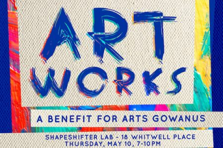 Arts Gowanus: Artworks annual fundraising event tickets on sale