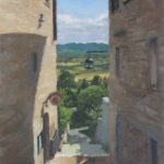 Baciccia is pleased to present Un Bel Sogno  Paintings of Italy by local artist Ella Yang