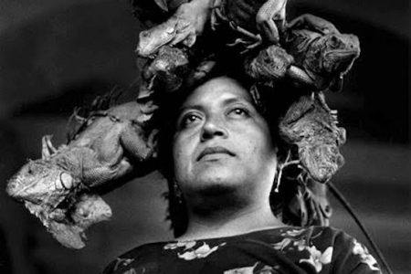 FIFTY YEARS OF REMARKABLE PHOTOGRAPHS BY GRACIELA ITURBIDE at Throckmorton Fine Art in New York