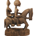 500 GALLERY TO AUCTION AFRICAN TRIBAL ART