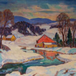 Fern Coppedge: New Discoveries Exhibition at the Michener Art Museum