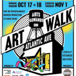 Arts Gowanus on Atlantic Ave ArtWalk open October 17th and 18th