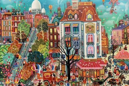 Hiro Yamagata Painting Sold at Weiss Auctions