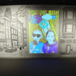CMC teams up with ArtWorks on interactive mural