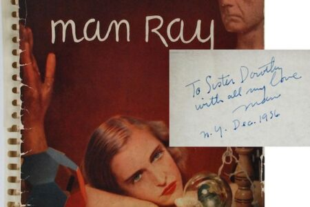 Man Ray Photographs Collection for One of a Kind Collectibles Sale