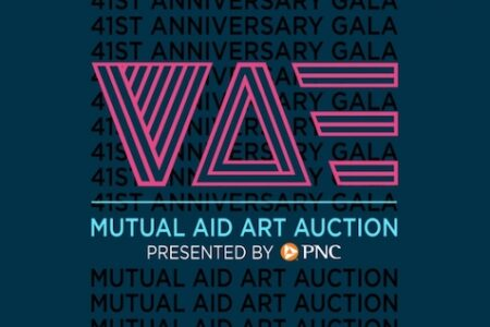Mutual Aid Art Auction 2021 Featured Artist: Andre Pace