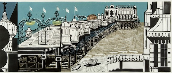 Art exhibition at The Harley Gallery celebrates British coast, country and city